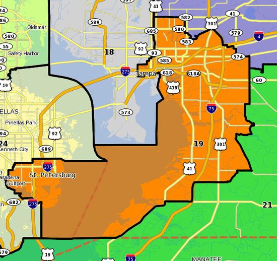 senate district 19