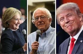 A 12th hour Bernie comeback?