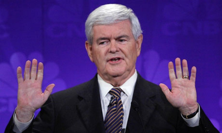 SERIOUSLY? Newt Gingrich Issues an Asinine Threat Over Making Trump a Martyr
