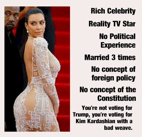 kim?1469386292 trumps overtake kardashians in google trending data yippee,Trump Family Meme