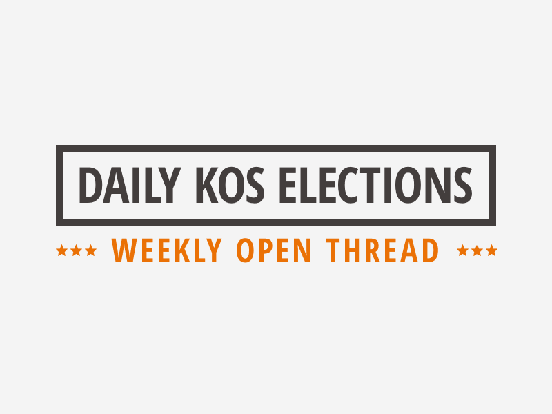 Daily Kos Elections weekly open thread: What 2018 local election results mattered the most to you?