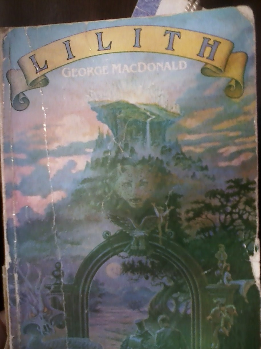 Language of the Night: Lilith A Romance by George MacDonald