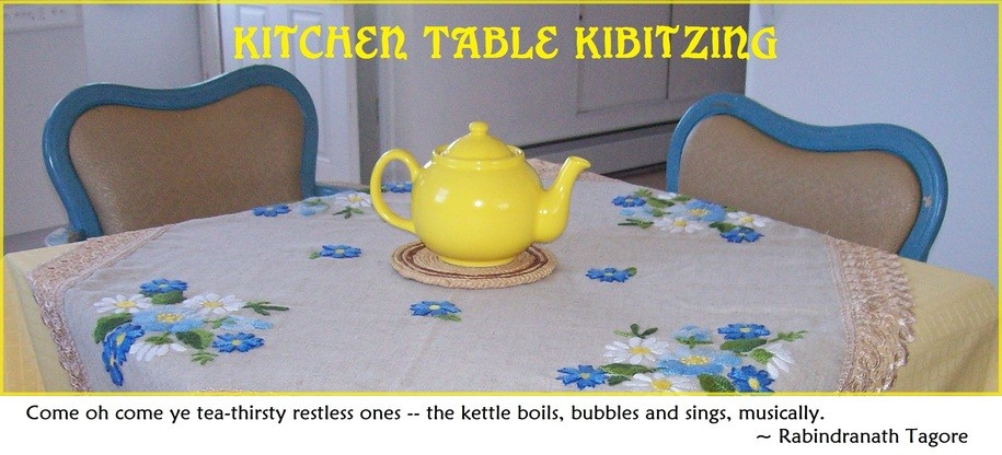 Kitchen Table Kibitzing 6/30/2020: It's All Happening at the Zoo