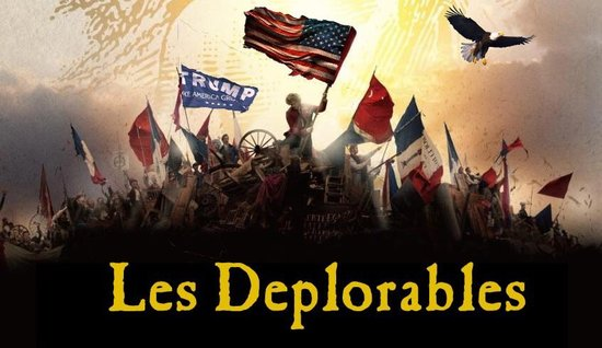 Trump's #BasketOfDeplorables are about phantom limbs & decapitation