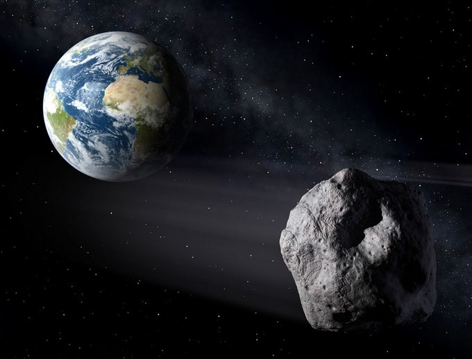 The Election Day Asteroid 2018 VP1 - No, it won't strike Earth