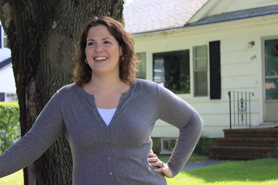 Maine Democrat Emily Cain