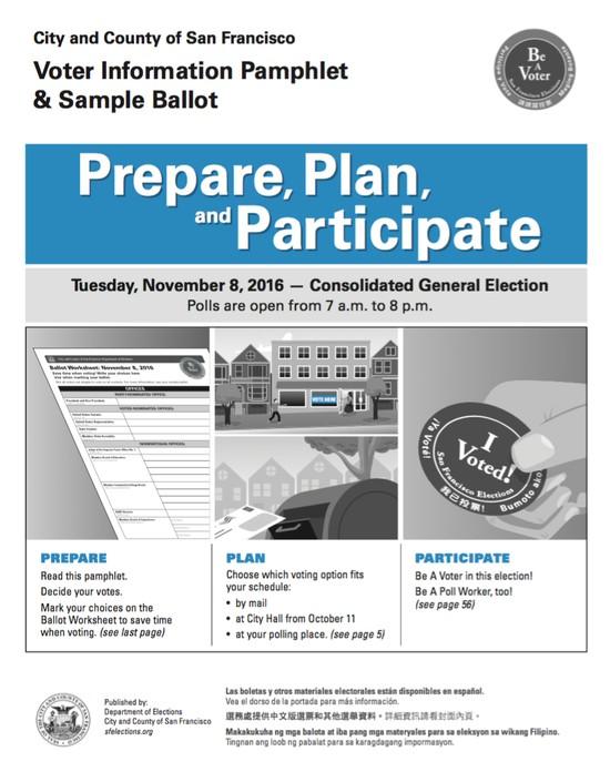 san francisco ballot measure endorsements by ballot measure rh dailykos com san francisco election guide 2018 san francisco mayor voter guide