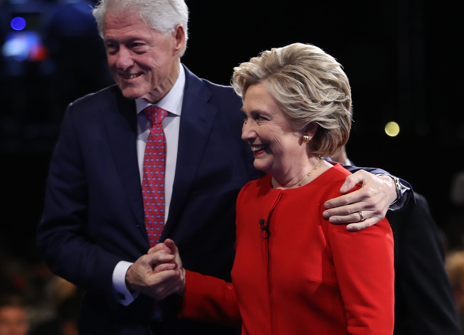It's 2018 and the FBI is actively investigating the Clinton Foundation. Still