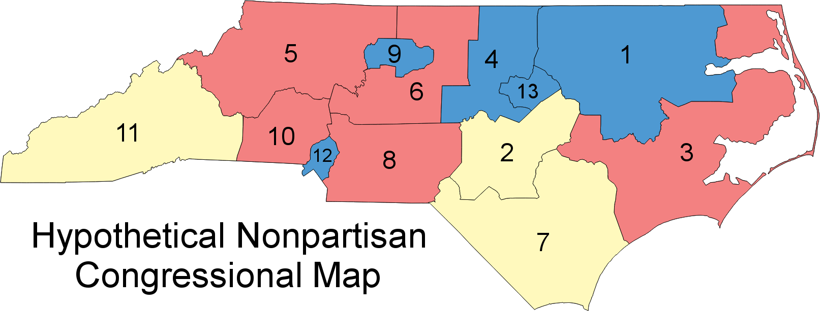 nonpartisan map below illustrates partisan election statistics and demographics summary