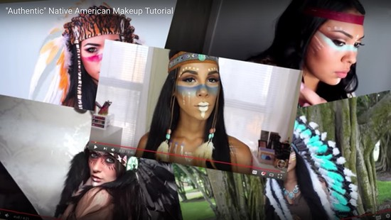Daily Kos. Community. Authentic native american makeup