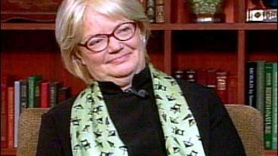 Molly Ivins on CBS' The Early Show
