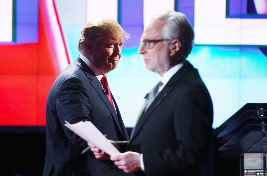 Trump excludes CNN from annual lunch and the other networks abandon their credibility