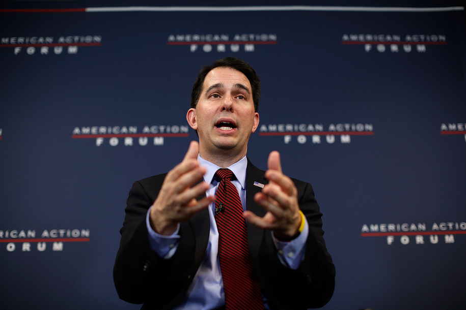 How bad is the Children's Health Insurance crisis? Wisconsin Gov. Scott Walker is pleading for help