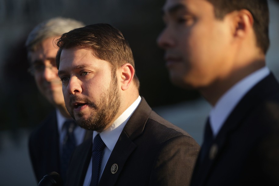 Ruben Gallego declines Senate bid, citing desire to avoid 'bitter primary' and need to beat GOP