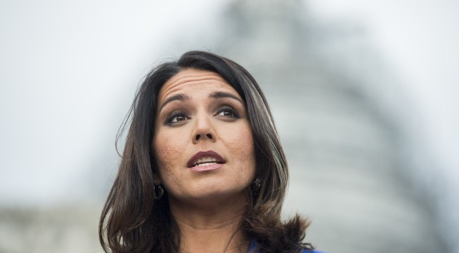 Tulsi Gabbard claims Dems partially to blame for shutdown