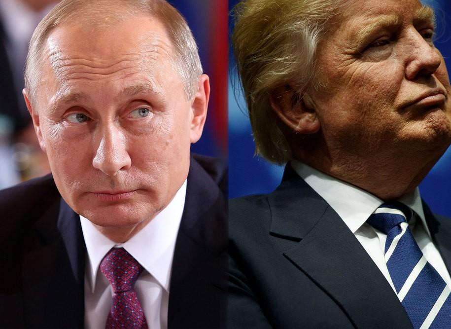 On Lavrov meeting, Trump admits to being Putin