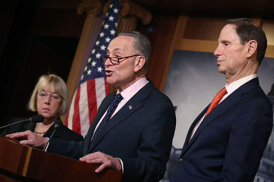 Senate Democrats ask IRS to investigate NRA and evaluate stripping NRA's tax exemption