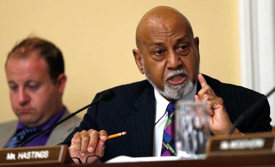 Congressman Hastings of Florida battles pancreatic cancer