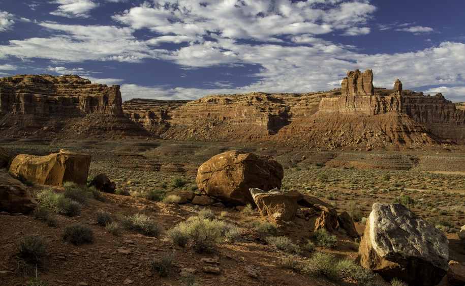 attribution: Flickr/CC/Bureau of Land ManagementPart of the original Bears Ears National Monument before Pr*sident Trump moved to shrink it, a matter being fought over in court.