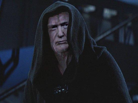 Image result for Darth Trump