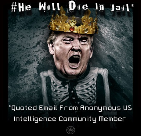 hewilldieinjail?1487203520 he will die in jail (meme) quote from anonymous intelligence
