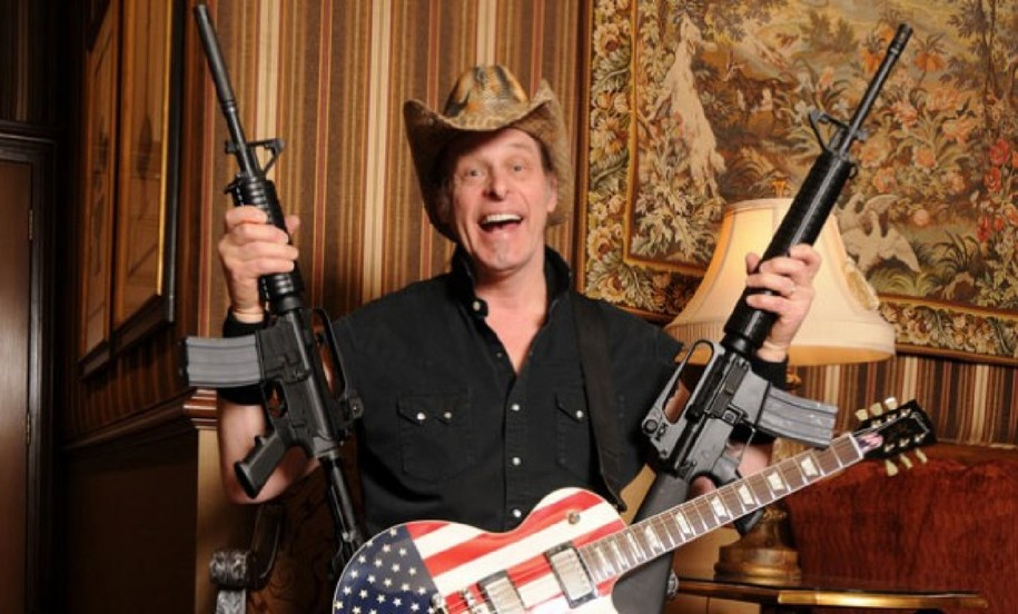 Ted Nugent compares the NRA to Jews, New York's AG to the Nazis, and himself to Oskar Schindler