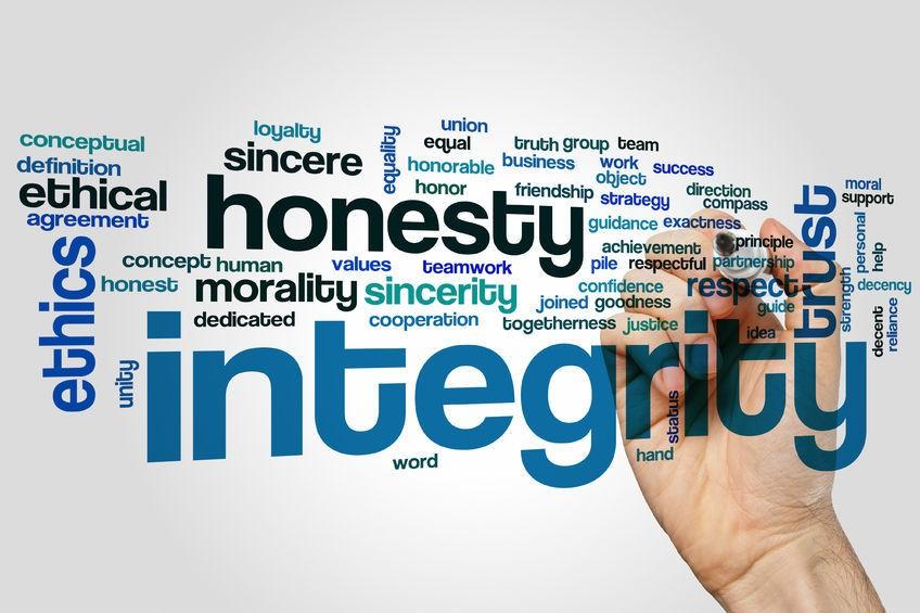 TRUE BLUE REPORT: If Neil Gorsuch were a man of integrity ...