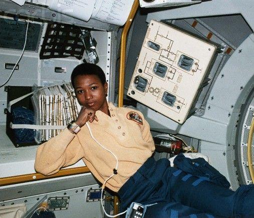 first black astronaut jemison - photo #19