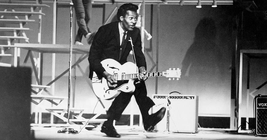 Morning Music: Chuck Berry