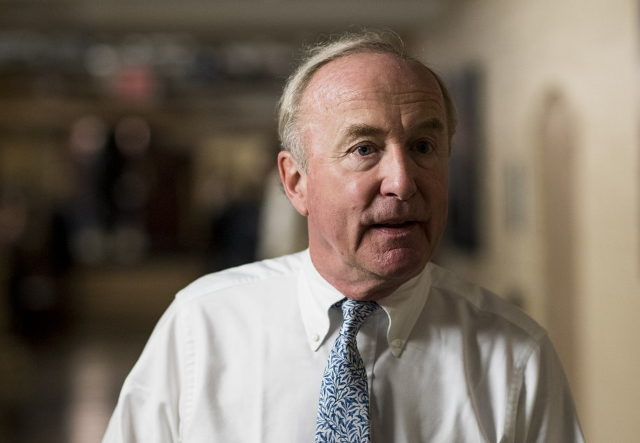 Congratulations, Rep. Rodney Frelinghuysen. You just shot yourself in the foot.