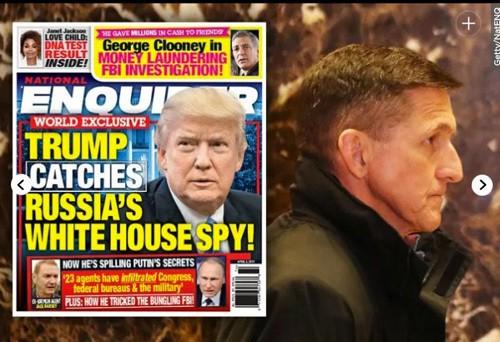 Image result for trump national enquirer