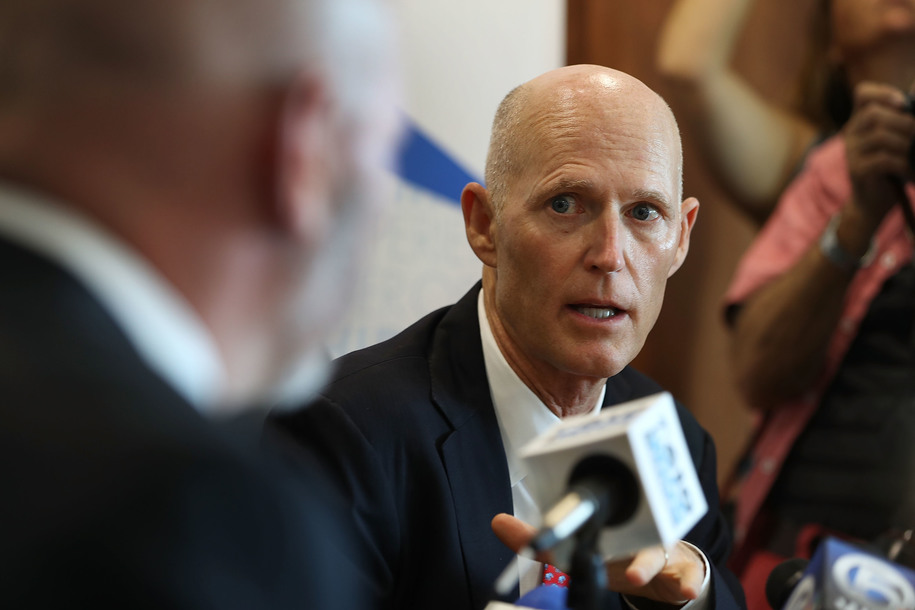 Rick Scott denied: Florida judge can't find 'any evidence' to impound Broward voting machines