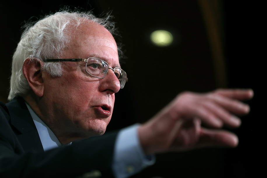 Bernie Sanders is an accomplished, effective leader (hope you read this and learn something new!)