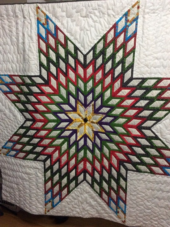 Mother Emanuel quilt