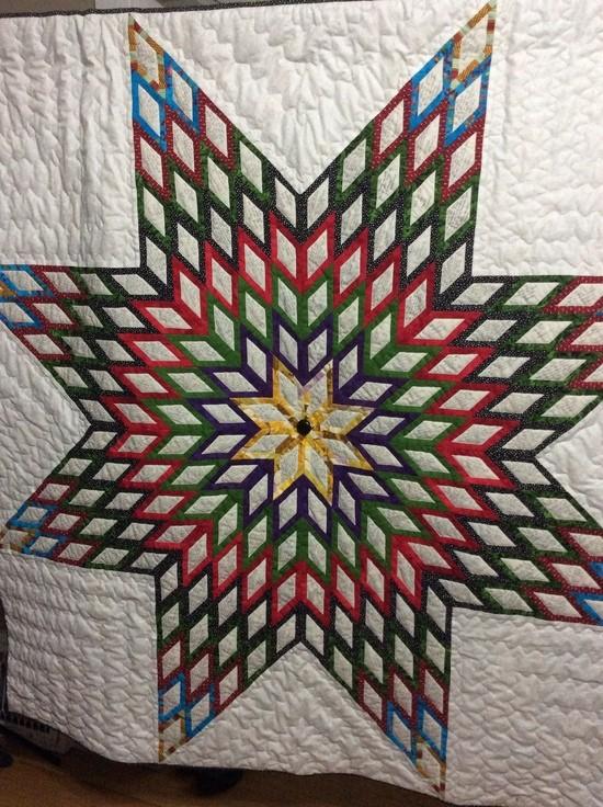 Mother Emanuel quilt