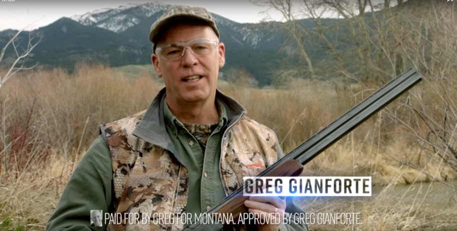 What the holy hell? Republican candidate in Montana's special election just assaulted a reporter?