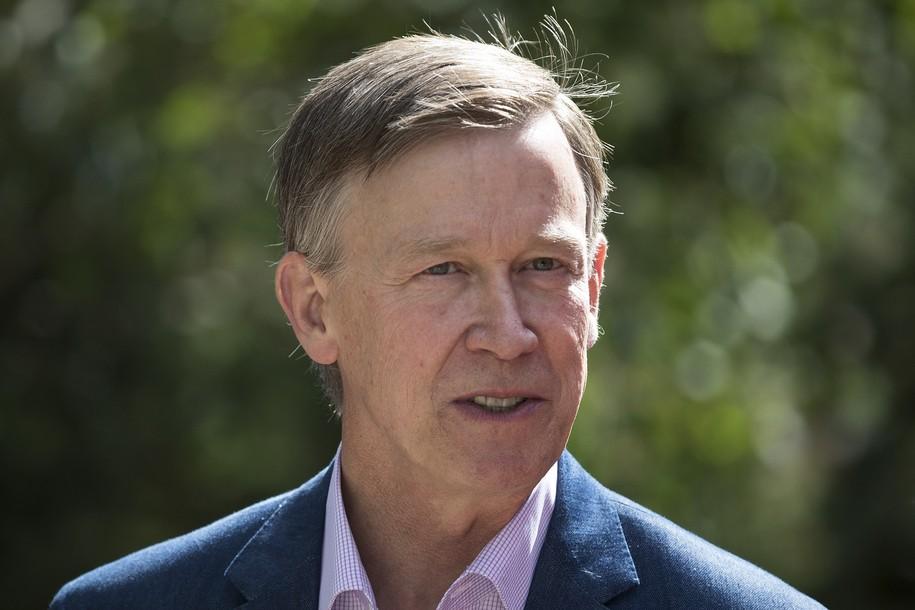 Morning Digest: After dropping presidential bid, John Hickenlooper joins Senate race in Colorado
