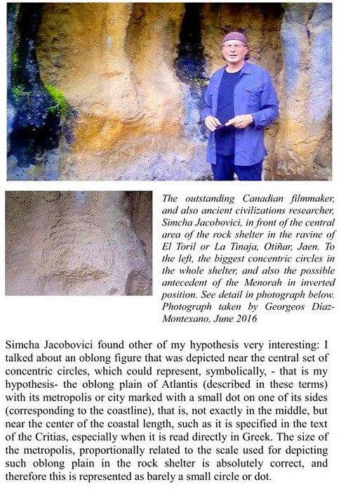 Descendants of Lost Atlantis may be   wait for it   Jews!
