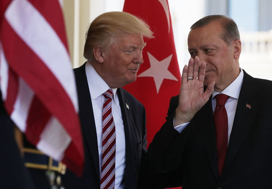 Turkey summons U.S. ambassador to complain that we hurt the fee-fees of their petty thugs