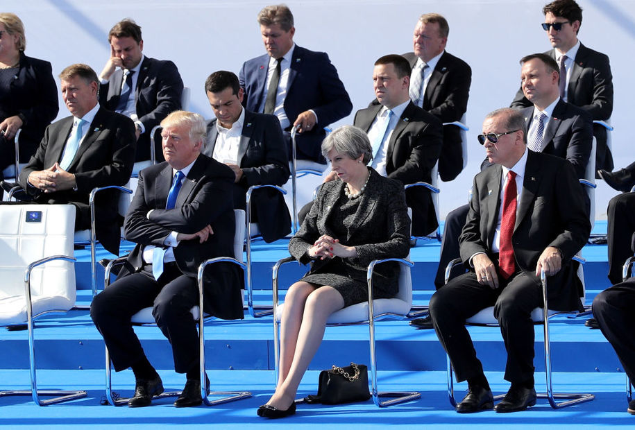 dailykos.com - Donald Trump's demeaning NATO speech a 'near disaster' while Obama rocks Berlin