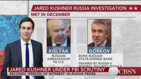 #TrumpRussia ... Jared Danger Kushner's secret comms are not diplomatic back channels