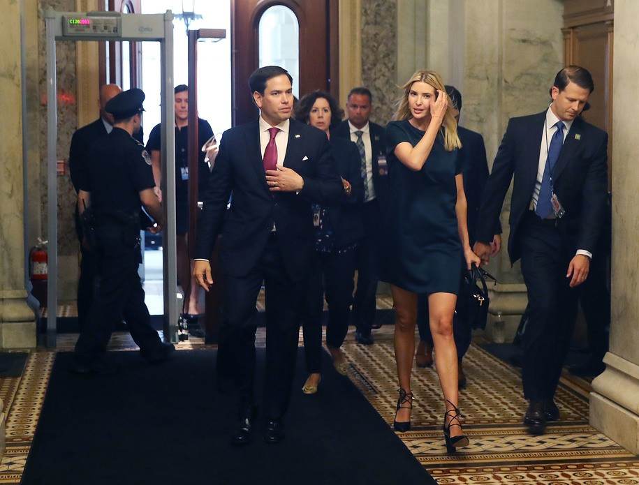 Ivanka and Rubio's family leave plan: Borrow from your Social Security and delay your retirement