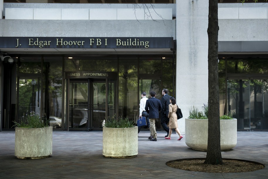 Trump blocked plan to move FBI headquarters—because he didn't want a competing hotel on the site?