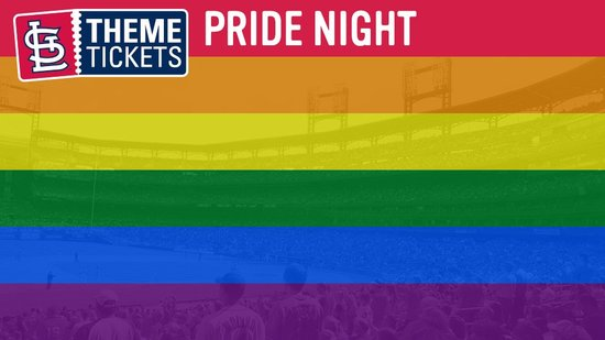 14df9dd0c51 St. Louis Cardinals will FINALLY host their first ever Pride Night ...