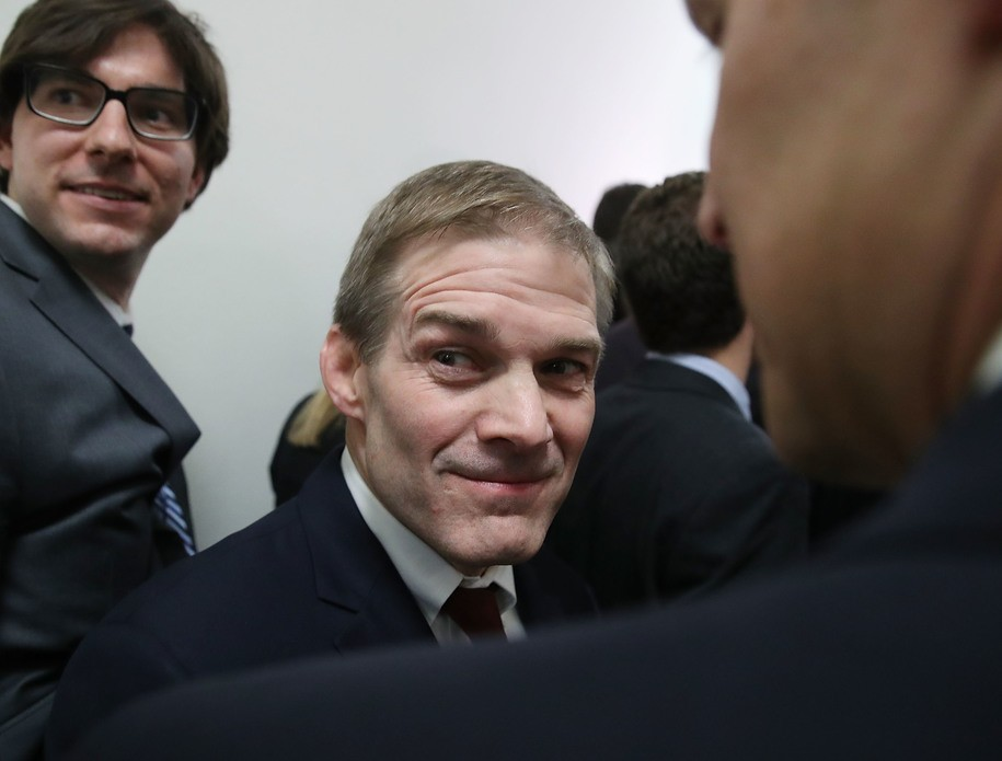 How the press helped Rep. Jim Jordan whitewash his role in Ohio State sex abuse scandal