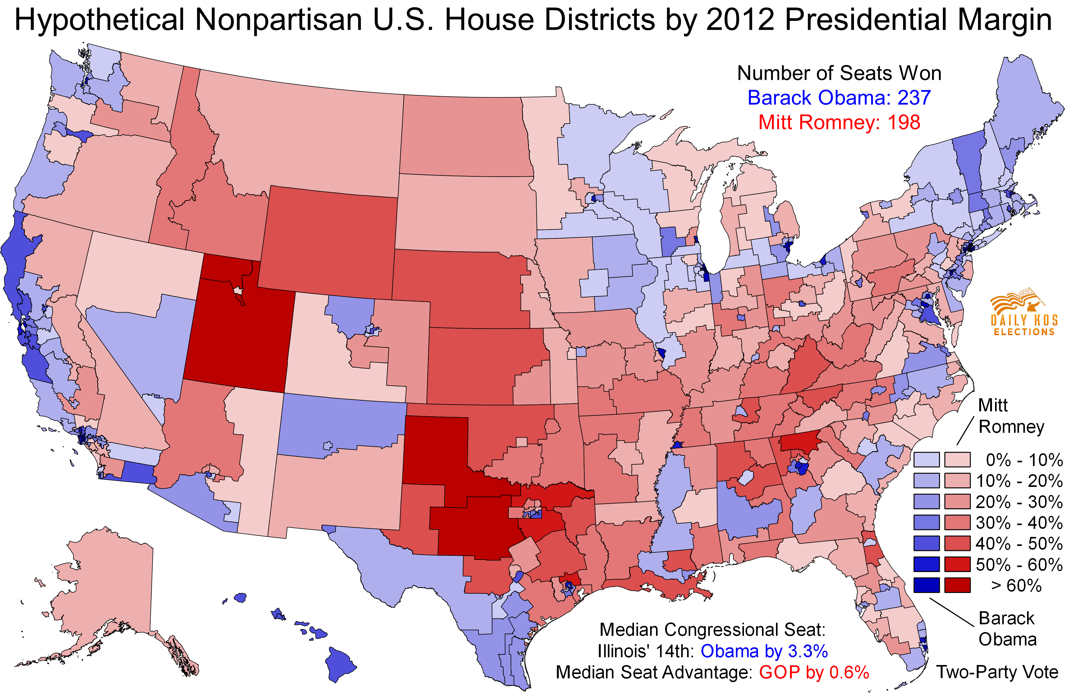 Gerrymandering Could Cost Democrats The House In 2016 Why