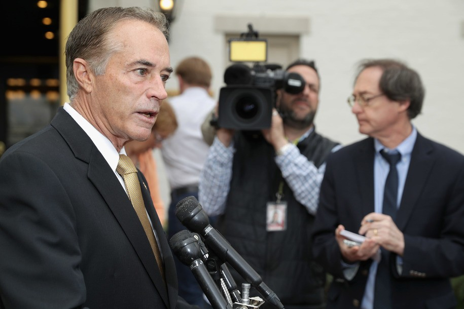 Rep. Chris Collins still owns the pharmaceutical stock at center of ethics investigation against him