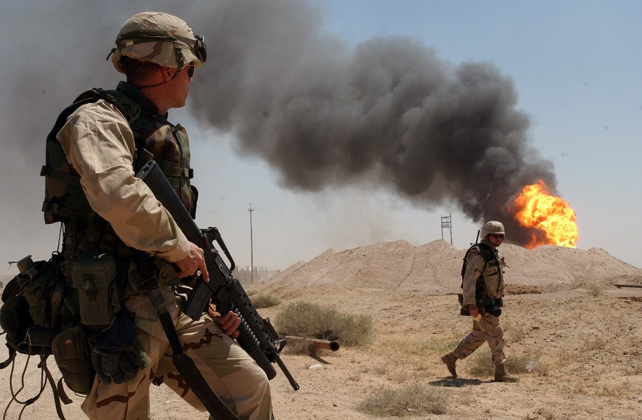 Sunday open thread for night owls: New film reveals how little we know about push for war with Iraq
