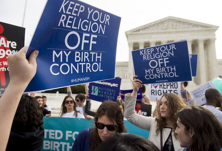 Abortion rates are down, so the GOP will try to reduce access to birth control
