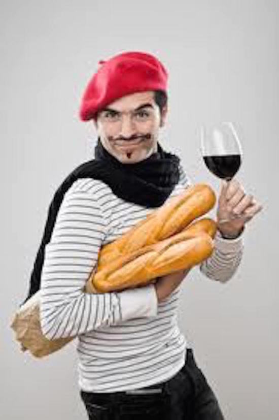 French Guy.